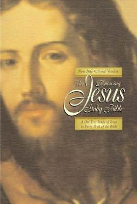 Knowing Jesus Study Bible, The, , Acceptable Book