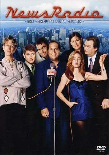 NewsRadio: Season 5- DVD - Very Good Condition - Dave Allen, Alan Frazier, Patri