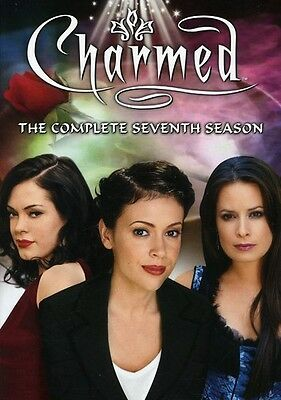 Charmed: Season 7- DVD - Very Good Condition - Dorian Gregory, Brian Krause, Ros