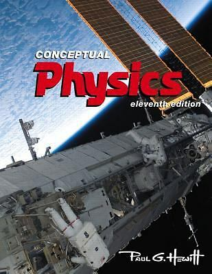 Conceptual Physics (11th Edition) by Paul G. Hewitt