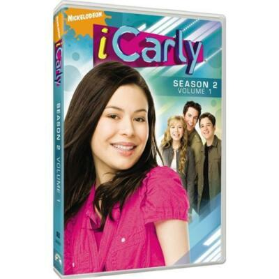iCarly: Season 2, Vol. 1, Very Good DVD, ,
