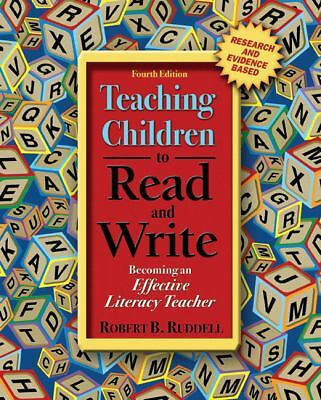 Teaching Children to Read and Write: Becoming an Effective Literacy Teacher (4th