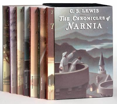Chronicles Of Narnia Boxed Set by C.S. Lewis