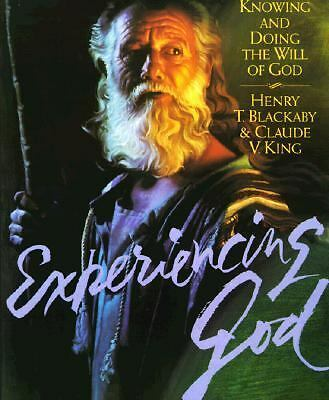 Experiencing God: Knowing and Doing the Will of God (Workbook), King, Claude V.,