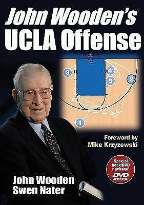 John Wooden's UCLA Offense: Special Book/DVD Package, Swen Nater, John Wooden, A