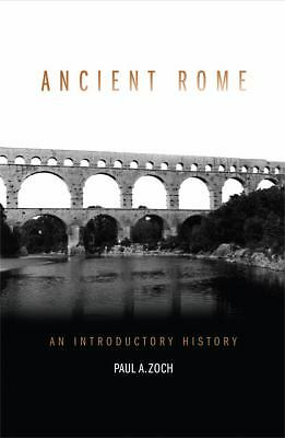 Ancient Rome: An Introductory History, Zoch, Paul A., Acceptable Book