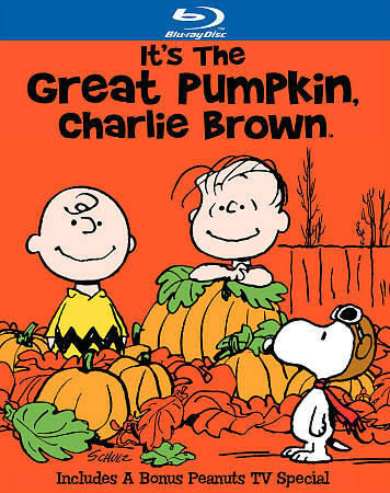 It's the Great Pumpkin, Charlie Brown [Blu-ray] by Various