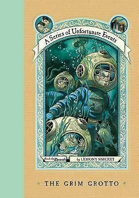 The Grim Grotto (A Series of Unfortunate Events, Book 11) by Snicket, Lemony