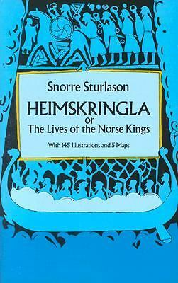 Heimskringla: or, The Lives of the Norse Kings, Snorre Sturlason, Acceptable Boo
