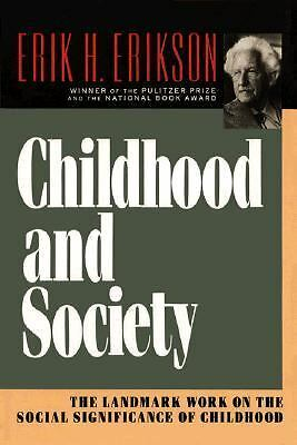 Childhood and Society, Erik H. Erikson, Acceptable Book