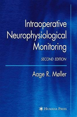 Intraoperative Neurophysiological Monitoring, Møller, Aage R., Acceptable Book