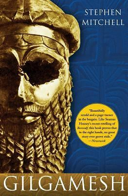 Gilgamesh: A New English Version - Mitchell, Stephen - Good Condition
