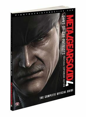 Metal Gear Solid 4: Guns of the Patriots: Prima Official Game Guide (Prima Offic
