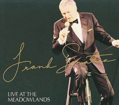Live at the Meadowlands by Sinatra, Frank