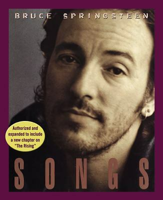 Bruce Springsteen: Songs, Springsteen, Bruce, Acceptable Book
