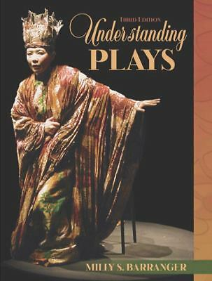 Understanding Plays (3rd Edition), Barranger, Milly S., Acceptable Book
