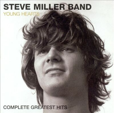 Young Hearts: Complete Greatest Hits - Miller, Steve Band - Audio CD - Good Cond