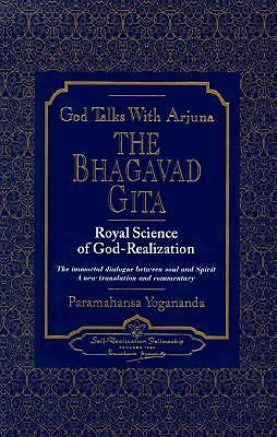 God Talks with Arjuna: The Bhagavad Gita (Self-Realization Fellowship) 2 Volume
