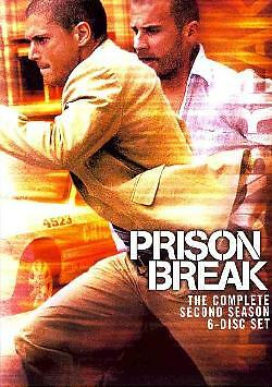 Prison Break: Season Two, New DVD, Rockmond Dunbar, Marshall Allman, Paul Adelst
