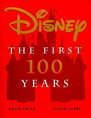 Disney: The First 100 Years, , Good Book