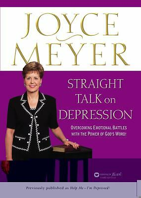 Straight Talk on Depression: Overcoming Emotional Battles with the Power of God'