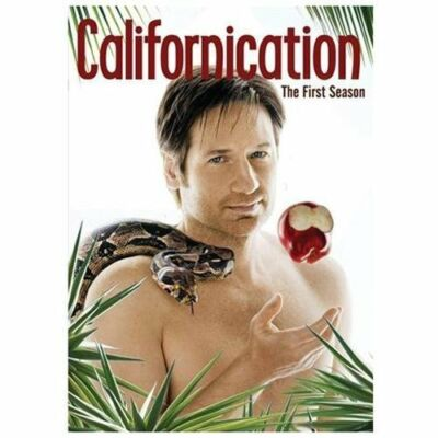 Californication - The First Season by David Duchovny, Natascha McElhone, Evan H
