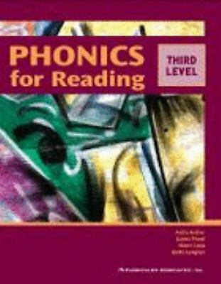 PHONICS for READING - THIRD LEVEL, Anita Archer, Acceptable Book