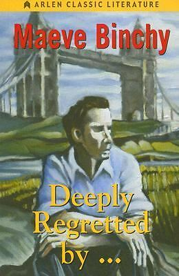 Deeply Regretted by ... (Arlen Classic Literature), Binchy, Maeve, Good Book