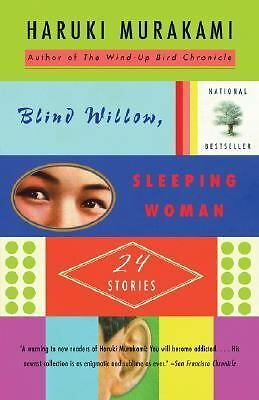 Blind Willow, Sleeping Woman (Vintage International) by Haruki Murakami