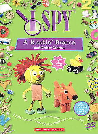 I Spy: A Rockin' Bronco and Other Stories, Very Good DVD, Various, Various