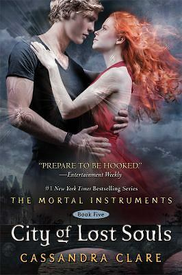 City of Lost Souls (The Mortal Instruments), Clare, Cassandra, Good, Books