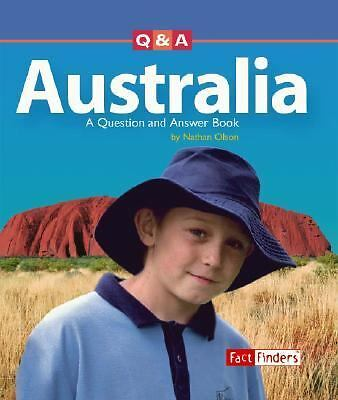 Australia: A Question and Answer Book (Questions and Answers: Countries), Olson,