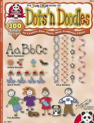 Dots 'n Doodles: Doodling Guide to Over 280 Patterns (Design Originals), McNeill