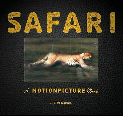 Safari: A Photicular Book, Kaufmann, Carol, Kainen, Dan, Good Book