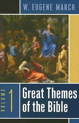 Great Themes of the Bible, Vol. 1,March, W. Eugene,  Acceptable  Book
