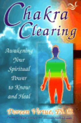 Chakra Clearing,Virtue, Doreen,  Acceptable  Book