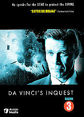 Da Vinci's Inquest - Season 3  Nicholas Campbell