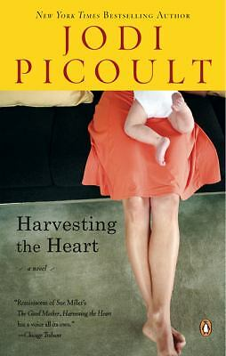 Harvesting the Heart: A Novel, Jodi Picoult, Good Book