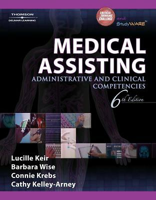 Medical Assisting: Administrative and Clinical Competencies( CD INCLUDED) (Medi