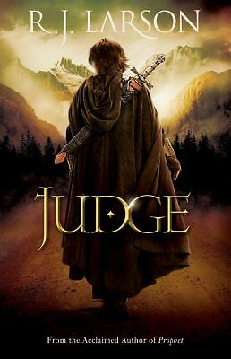Judge (Books of the Infinite) by Larson, R. J.