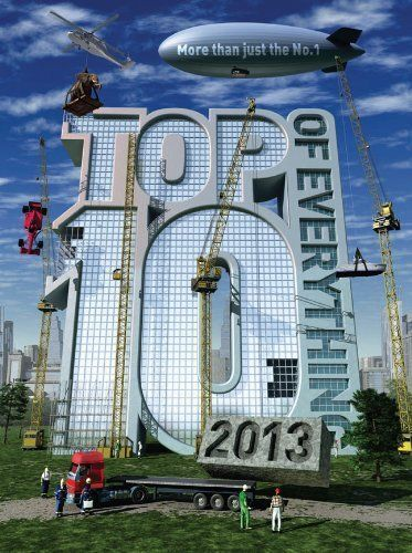 Top 10 of Everything 2013 (Top Ten of Everything), Ash, Caroline, Acceptable Boo