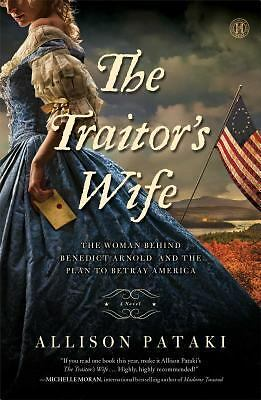 The Traitor's Wife: A Novel, Pataki, Allison, Acceptable Book