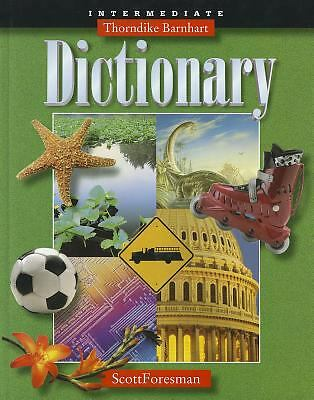 Thorndike Barnhart Intermediate Dictionary  Edward L. Thorndike, Clarence L. Ba