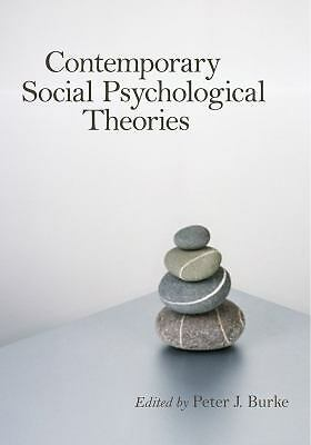 Contemporary Social Psychological Theories, , Acceptable Book