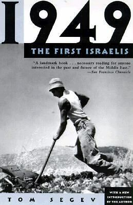 1949: The First Israelis, Segev, Tom, Acceptable Book