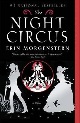 The Night Circus, Morgenstern, Erin, Acceptable Book
