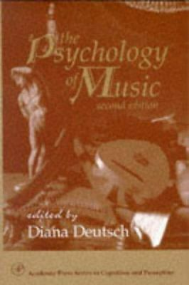 The Psychology of Music, Second Edition (Cognition and Perception), , Acceptable