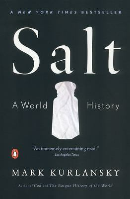 Salt: A World History, Mark Kurlansky, Acceptable Book