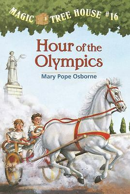 Hour of the Olympics (Magic Tree House #16) (A Stepping Stone Book(TM)) - Osborn