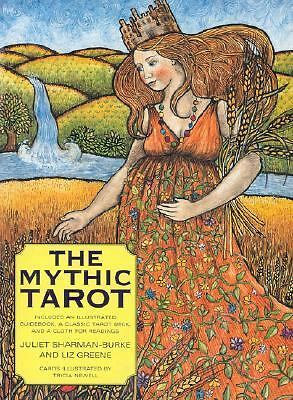 The Mythic Tarot, Sharman-Burke, Juliet, Greene, Liz, Acceptable Book